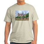 Notre-Dame Cathedral 2 Light T-Shirt