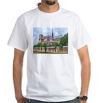Notre-Dame Cathedral 2 White T-Shirt