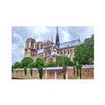 Notre-Dame Cathedral 2 38.5 x 24.5 Wall Peel