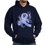 Stomach Cancer Believe Hoodie