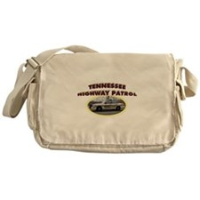 Tennessee Highway Patrol Messenger Bag