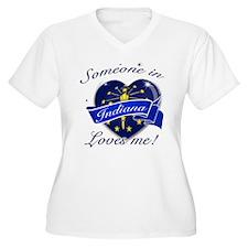 Indiana Heart Designs T-Shirt