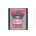 Rampart Crash Postcards (Package of 8)