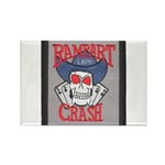Rampart Crash Rectangle Magnet (10 pack)