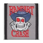 Rampart Crash Tile Coaster