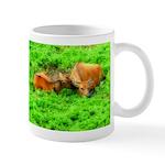 Nuzzling Cows Mug