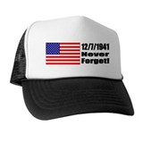 Trucker Hat - 12/7/1941: Never Forget