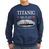 Titanic Ghost Ship (black) Jumper Sweater