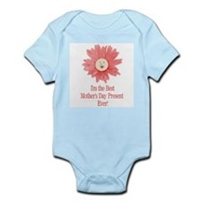 Best Mother's Day Present - P Infant Bodysuit