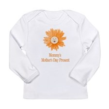 Mommy's Mothers Day Present Long Sleeve Infant T-S