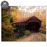 Vermont Covered Bridge Puzzle