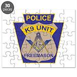 K9 Corps Masons Puzzle