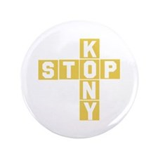 "Kony 3.5"" Button (100 pack)"