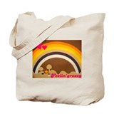 Groovy Tote Bag