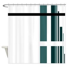 Cute Man design Shower Curtain