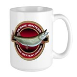 Muskie Hunter Ceramic Mugs