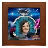 Taylor Fleming Framed Tile