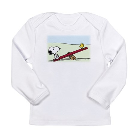 See-Saw Long Sleeve Infant T-Shirt
