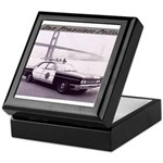San Francisco Police Car Keepsake Box