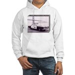 San Francisco Police Car Hooded Sweatshirt
