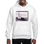 San Francisco Police Car Hooded Sweatshirt
