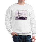San Francisco Police Car Sweatshirt