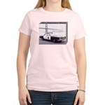 San Francisco Police Car Women's Light T-Shirt