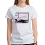 San Francisco Police Car Women's T-Shirt