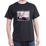 San Francisco Police Car Dark T-Shirt