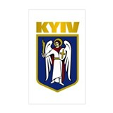&quot;Kyiv (Kiev)&quot; Decal