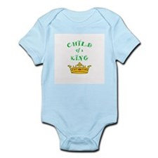 Child of a King Infant Bodysuit
