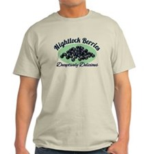 Nightlock Berries Light T-Shirt