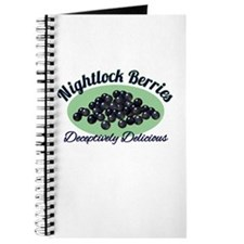 Nightlock Berries Journal