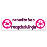 Recycled Virgin (Girls') Bumper Bumper Sticker