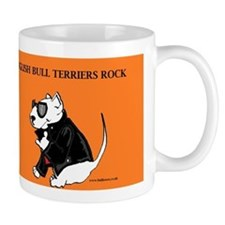 Unique English terrier Mug