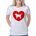 I Love My Autistic Cousin Organic Toddler T-Shirt
