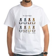 Dutch Rabbit Colors Shirt