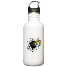 Volleyball Sports Water Bottle