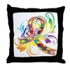 Autism Awareness Believe Throw Pillow