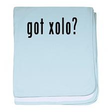 GOT XOLO baby blanket