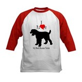 Black Russian Terrier Tee