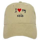 I LOVE MY Xolo Baseball Cap