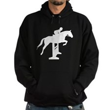 Hunter Jumper Over Fences Hoodie