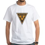 White Voices Shield T-Shirt