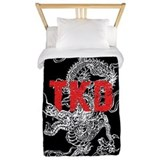 TKD Dragon Twin Duvet