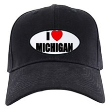 Unique I love up north Baseball Hat