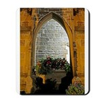 ighted Arch Christ Church Mousepad