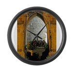 ighted Arch Christ Church Large Wall Clock