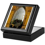 ighted Arch Christ Church Keepsake Box
