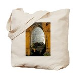 ighted Arch Christ Church Tote Bag